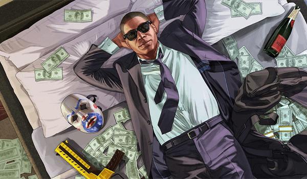 Twitch prime礼包 GTA5 125万金币